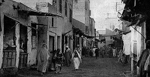 Mellah - vecinătatea noastră
