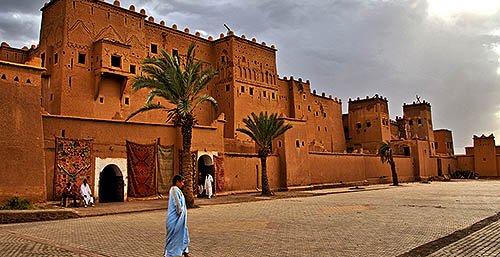 Ouarzazate - Ait Benhaddou