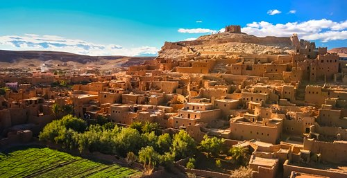 EXCURSION  AIT BEN HADDOU