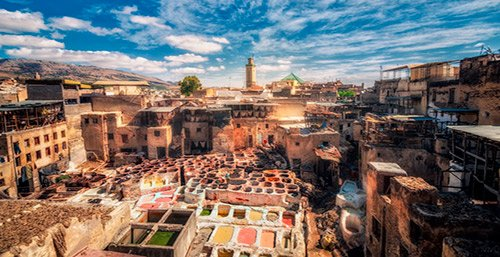 VISIT OF THE FES MEDINA