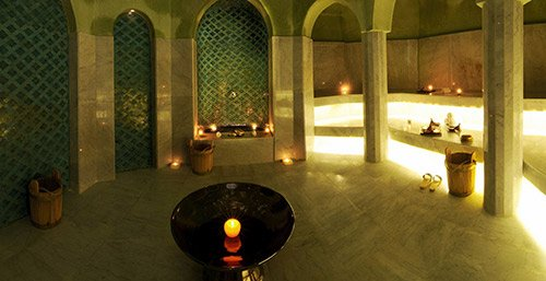 HAMMAM WITH ARGAN SOAP