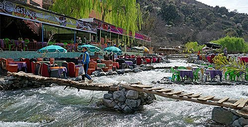 OURIKA VALLEY EXCURSION