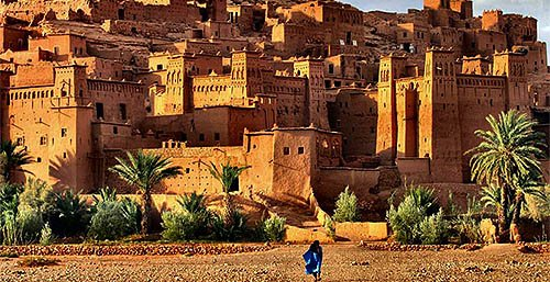 AIT BEN HADDOU EXCURSION