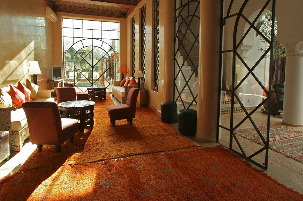 Riad Chergui Marrakech Maroc - Ofizielle Website