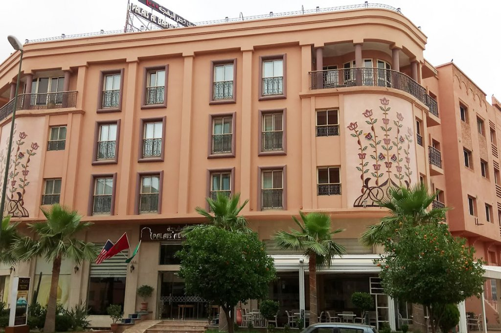 Hotel Palais Al Bahja Marrakech Maroc - Official site