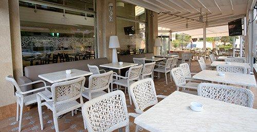 PALAIS AL BAHJA مطعم