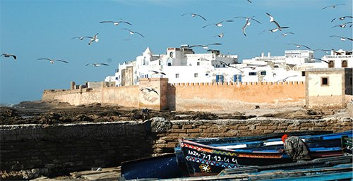 EXCURSION ESSAOUIRA