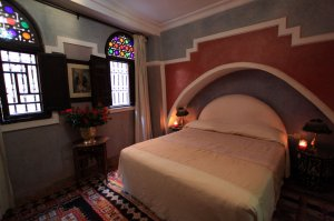 Exclusieve riad