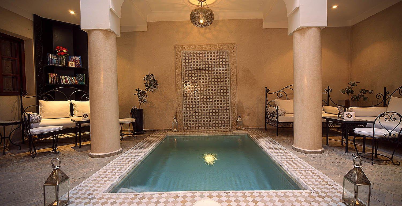 Riad Al Badia - Marrakesch, Marokko - Offizielle Seite