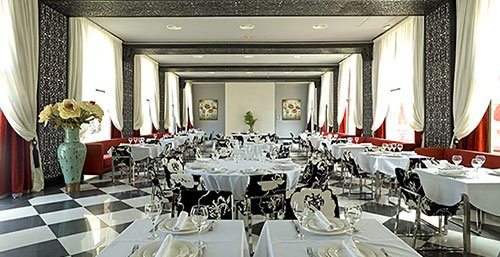 RESTAURANTE internacional (Buffet)