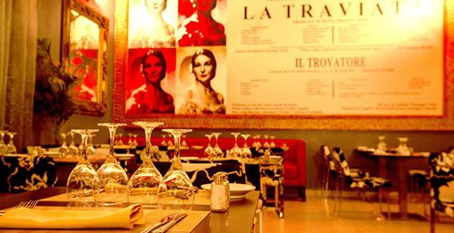 RESTAURANTES  Traviata (Italiano)