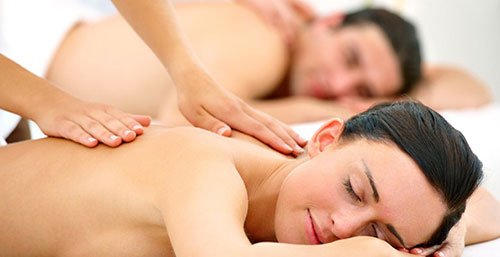 MASSAGE DUO Relax