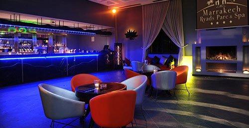Hotel Marrakech Ryads Parc - Douar Khalifa Ben Mbarek, Marokko