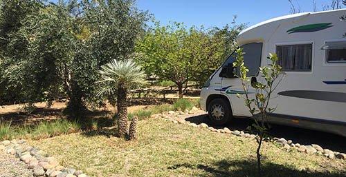 camping auto
