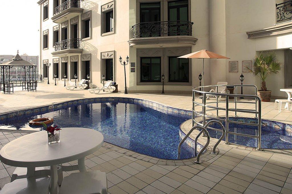 Al Waleed Palace Hotel Apartments - Oud Metha Dubai United
