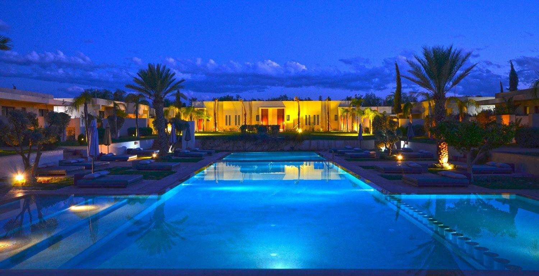 Sirayane Boutique Hotel (Marokko Marrakesch)