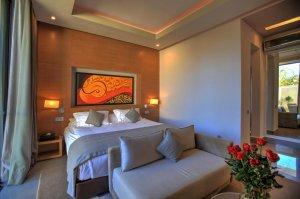 Mini-Suite na may Pribadong Hardin o terrace