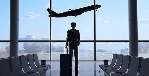 Transporte do aeroporto para 02 pessoas