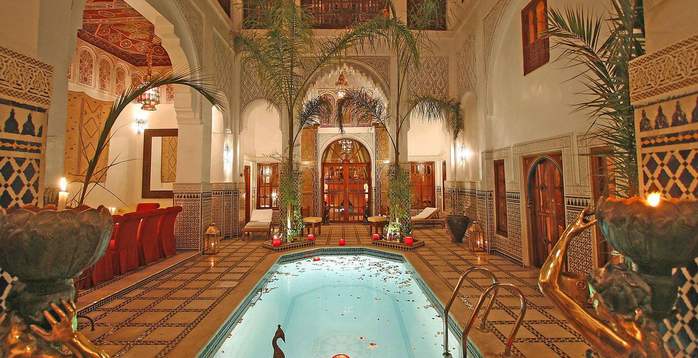 Riad Spa Esprit Du Maroc Marrakech Morocco