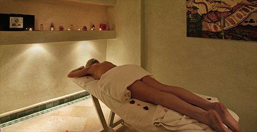Massagem Tonic ou relaxar ou drenagem