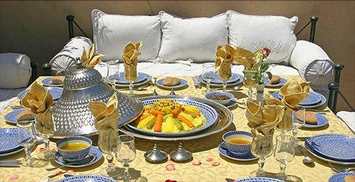 RESTAURANTE Esprit du Maroc