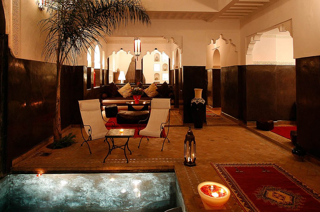 Riad Amin Marrakech Maroc - Ofizielle Website