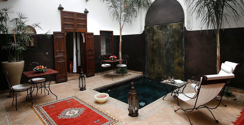 Riad Amin (Marokko Marrakesch)