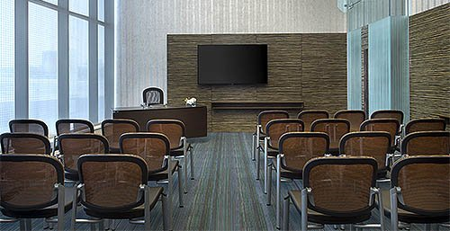 Meeting Rooms & State-of-the-art Equipment