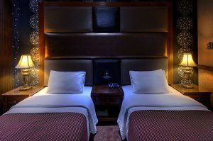Стандартна двойна стая с 2 отделни легла