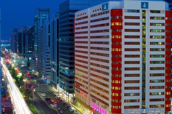City Seasons Al Hamra Hotel Abu Dhabi United Arab Emirates