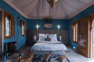 Blue Sky Tent