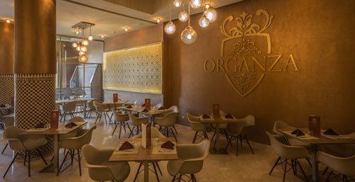 مطعم ORGANZA