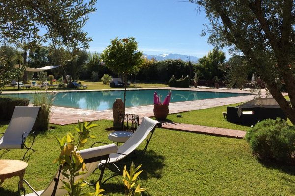 Les Jardins De Zyriab Resort & Spa