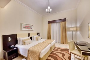 Luksusa divu guļamistabu dzīvoklis