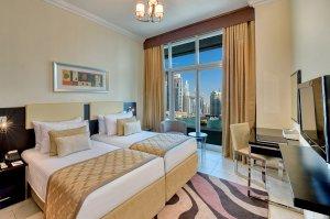 Apartamento Deluxe de 1 dormitorio