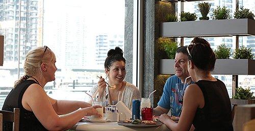 Pearl Marina Cafe