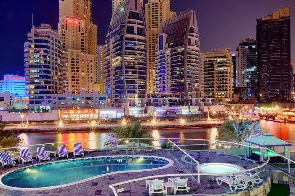 Pearl Marina Hotel Apartments Dubai United Arab Emirates