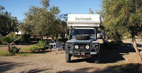 Outdoor Hospitality & 4x4 releji