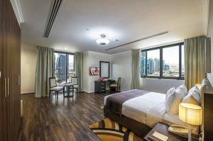 Апартаменти Делюкс з 3 спальнями