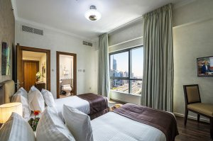 Стандартні апартаменти з двома спальнями