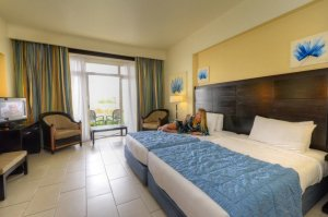 Superior Double or Twin Room with Garden View - Egyptians Only