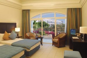 Superior Triple Room with Garden View - Egyptians Only