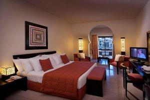 Komfort szoba kétszemélyes ággyal (4 felnőtt részére) - csak egyiptomiak és helyi lakosok számára