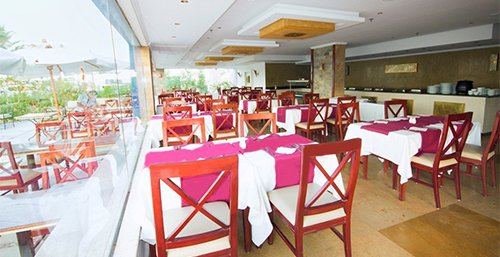 Restaurant principal