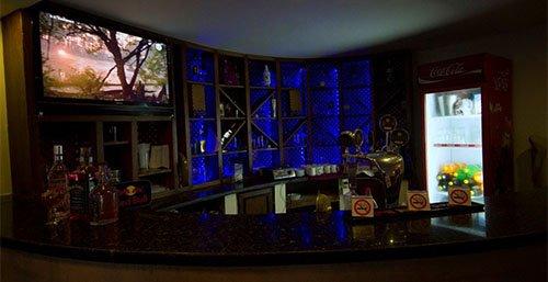 Blue Lobby Bar