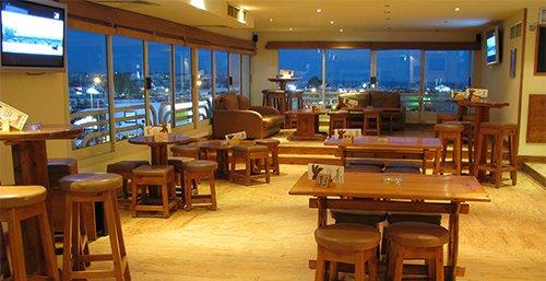 Bar des sports au 1er étage