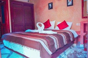 Standard szoba kétszemélyes ággyal