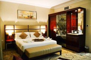 Izba Standard s manželskou posteľou typu King