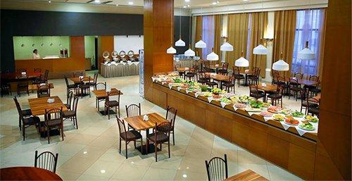 24/7: All day dining Restaurant