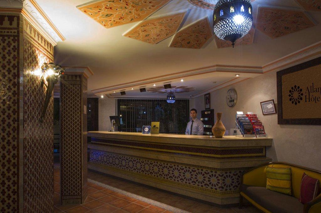 Atlantic Hotel Agadir Agadir Maroc - Official site
